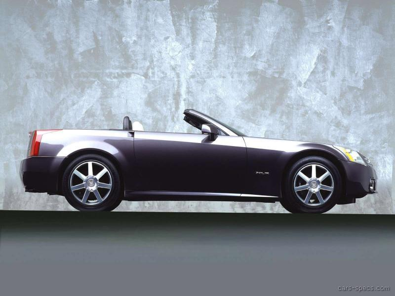 2004 cadillac xlr convertible specifications pictures prices. Black Bedroom Furniture Sets. Home Design Ideas