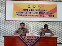 Polres Kepulauan Selayar Gelar Pemilihan Bhabinkamtibmas Teladan.