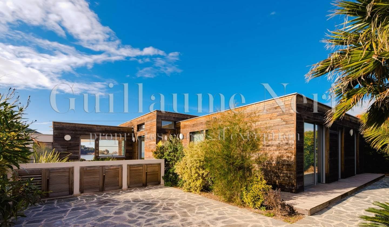 Villa en bord de mer avec jardin Pietrosella