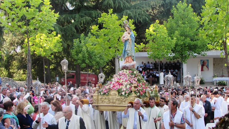 Peregrinação Arciprestal ao Santuário de Nossa Senhora dos Remédios