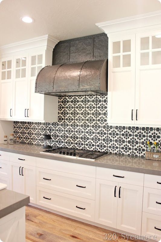 fixer upper kitchen hood