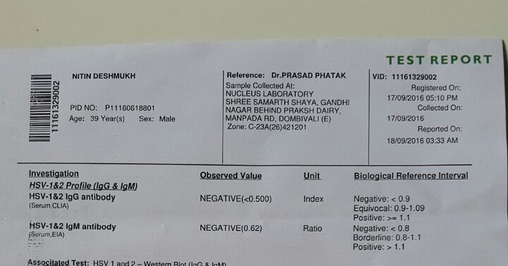 Dr Prasad Phatak Nagin Or Herpis Zoster Treated Fast By