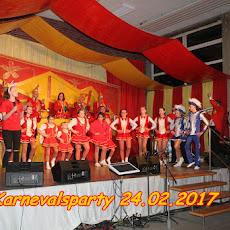 Karnevalsparty 24.02.2017
