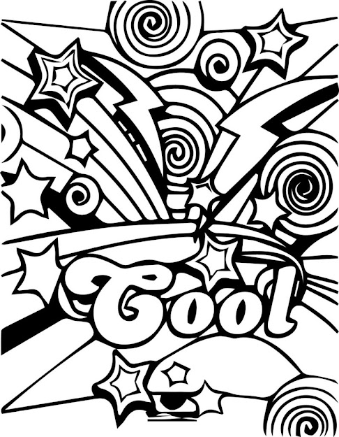Coloring Awesome Coloring Pages For Kids