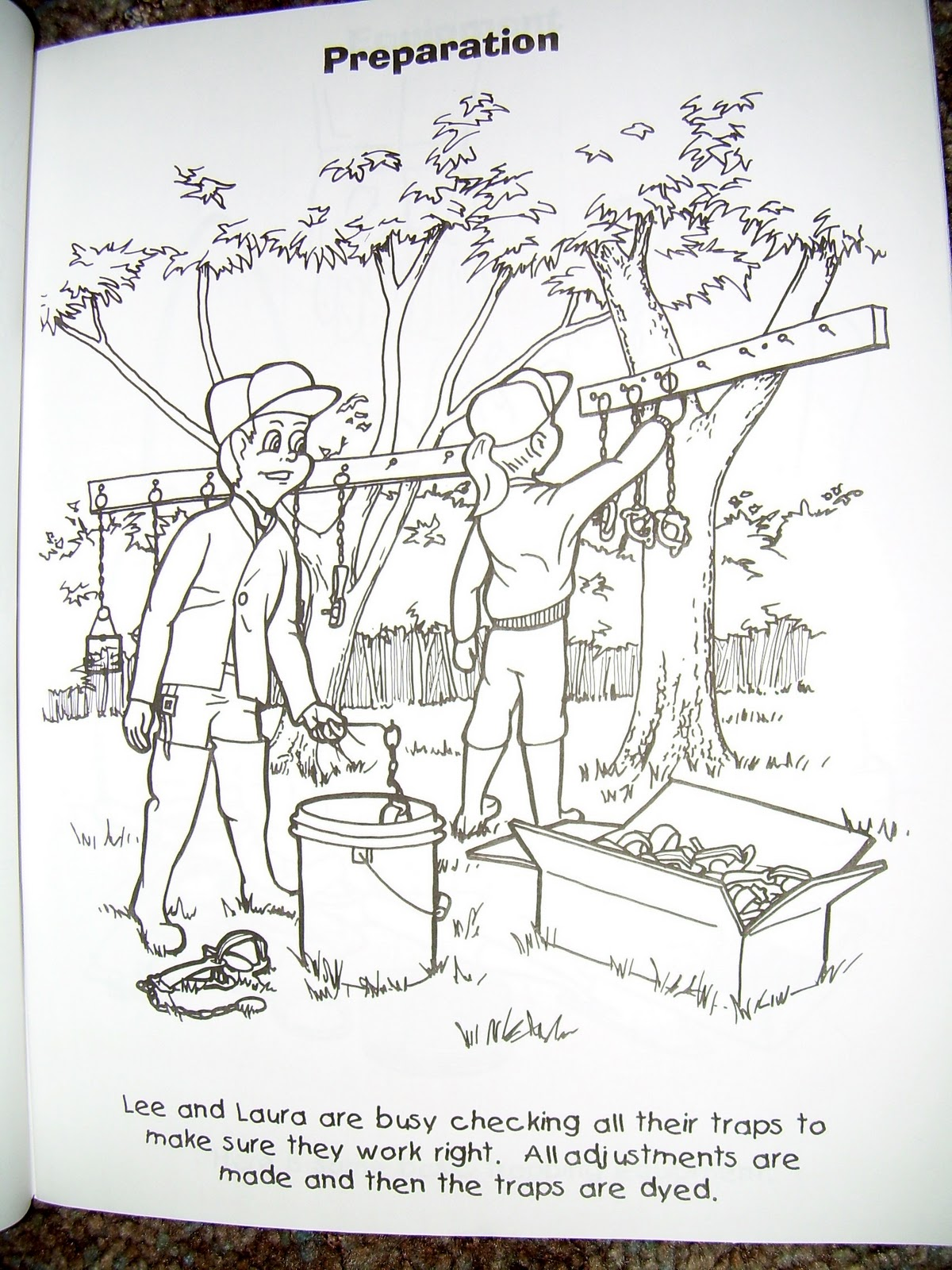 morbid coloring pages - photo#20