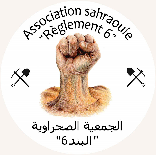 "Foundation declaration of the Sahrawi Association ""Regulation 6"""