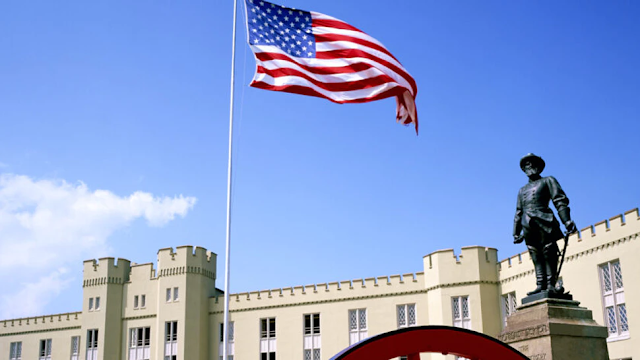 Virginia Military Institute Superintendent Resigns, And Stonewall Jackson Is Canceled