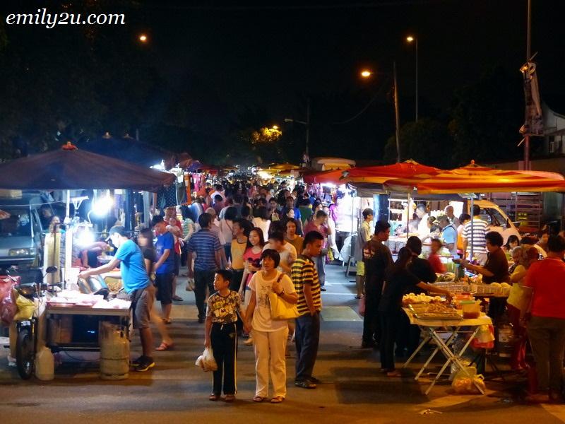 Bercham Pasar Malam, Ipoh