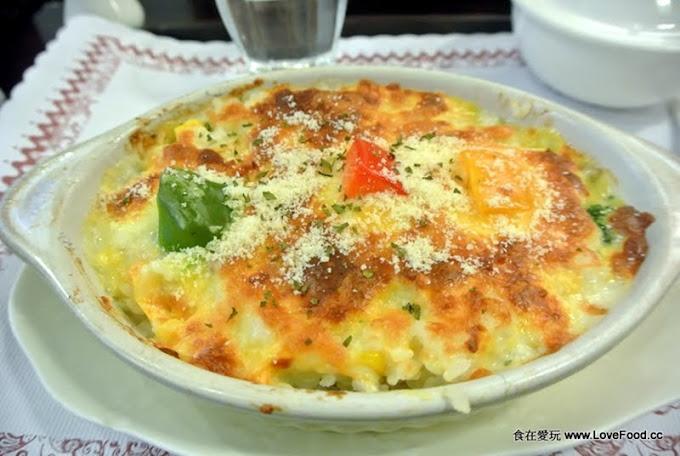 嘉義大雅路【高爾夫咖啡簡餐】中西式簡餐