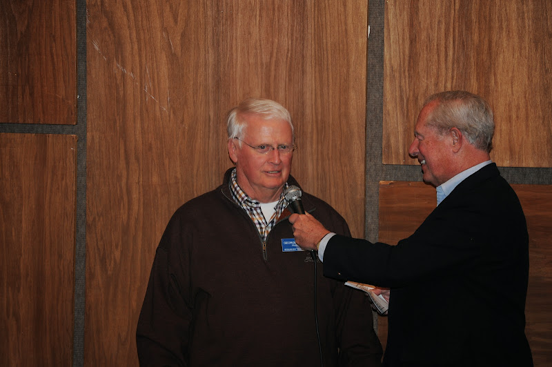 New Trustee George takes oath of office