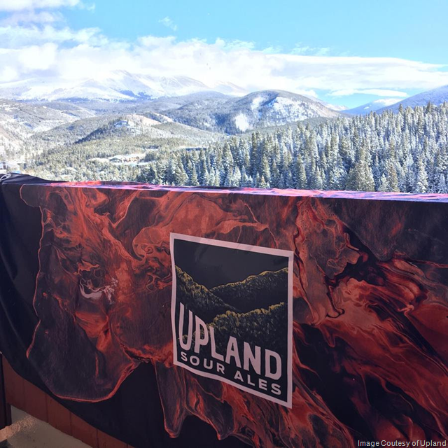 Upland Launches Sour Ales in Colorado with Elite Brands