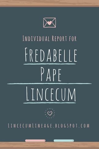 Individual Report -FPLincecum