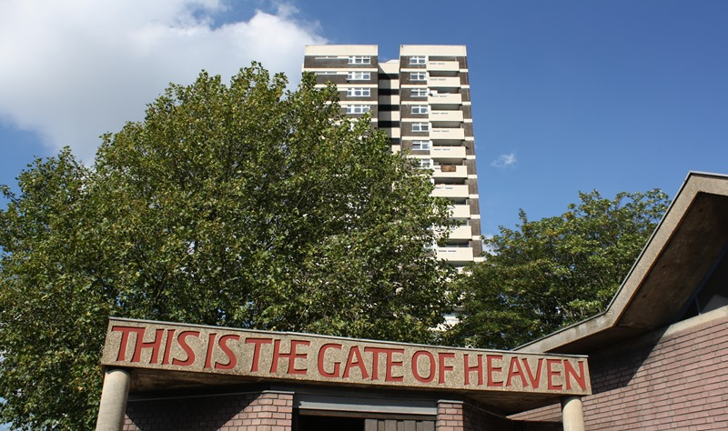 This Is The Gate of Heaven - St Paul's Bow Common