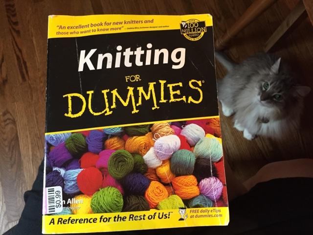Knitting For Dummies Book : Math knitters knitting for dummies