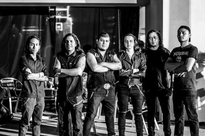 Banda salvadoreña METALURGIA, lanza su nuevo single titulado ALMA DE ACERO