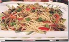 Gli spaghetti alla Mario Ruoppolo