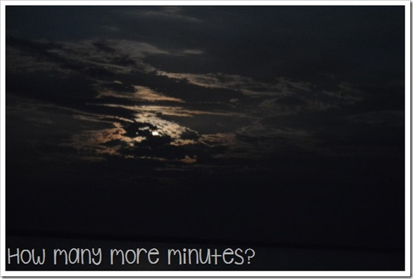 Staircase to the Moon | How Many More Minutes?