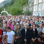 30 август,Литургија у Горњем Манастиру