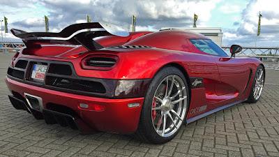 Koenigsegg breaks world record, defeats Bugatti in 0-400-0 km/hr battle with 5.52 secs faster speed