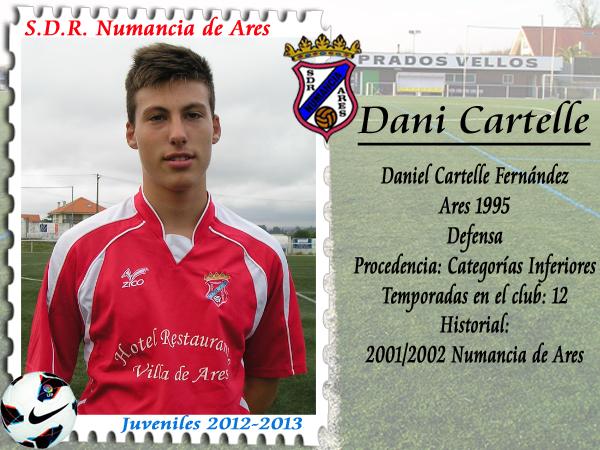 ADR Numancia de Ares. Dani Cartelle.
