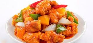 Fries Chicken