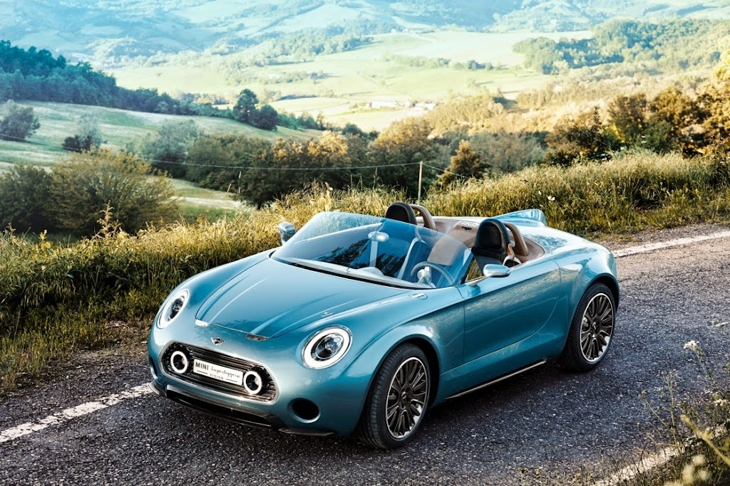 MINI Superleggera Vision Concept 107