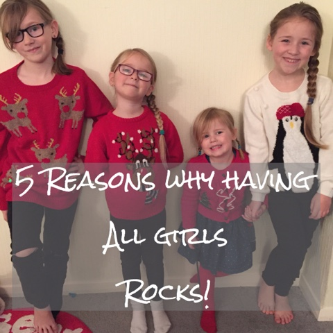 5 reasons why having girls rocks
