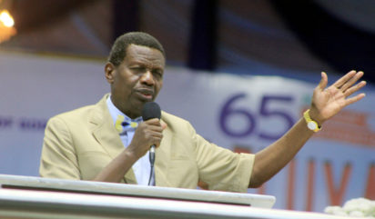 RCCG tasks Nigerian youths on nation-building