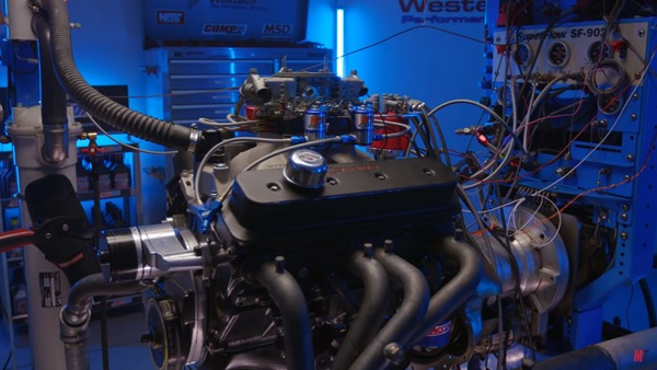 nitrous stock engine