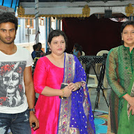 Sundeep Kishan Manjula Movie Opening