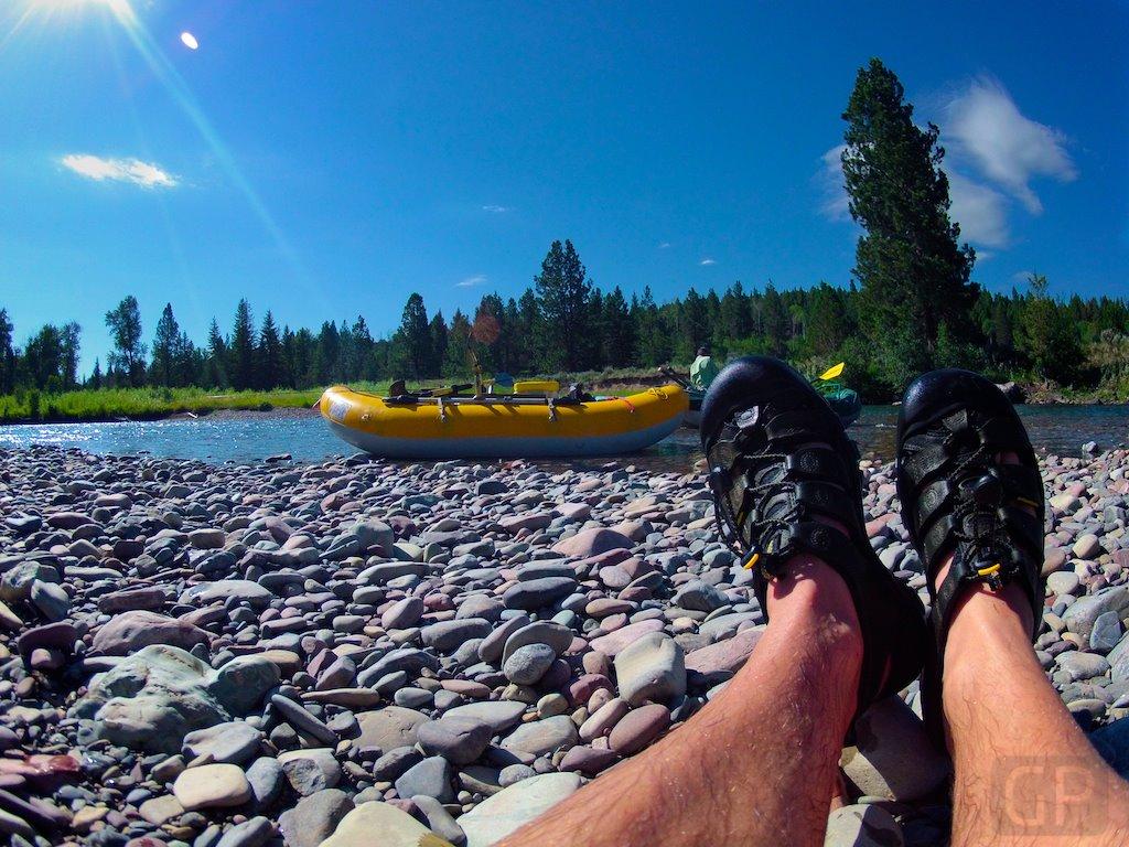 North Fork of the Blackfoot. Photo by Geoff Peddicord.