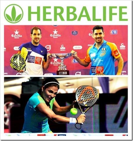 Juan Martín Díaz, Maxi Sánchez y Eli Amatriain son las incorporaciones que presenta HERBALIFE para 2016.
