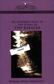 Cover of William Wynn Westcott's Book An Introduction To The Study Of The Kabalah