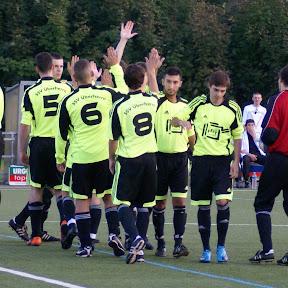 21.09.2011 Pokal: Ritterstraße-Überherrn 1:5