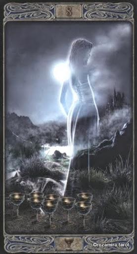 Таро Призраков — Ghost Tarot 528_29