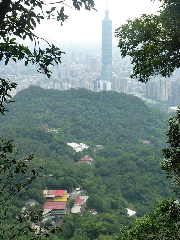 Taipei. Si Shou Shan, et la découverte des maisonnettes du professeur Y I   易教授 - P1340839.JPG