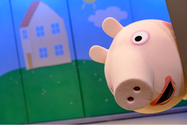 Peppa Pig S Surprise Live Show Review At The New Theatre Cardiff