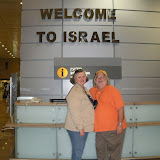 Day One Journey in the Holy Land 2009