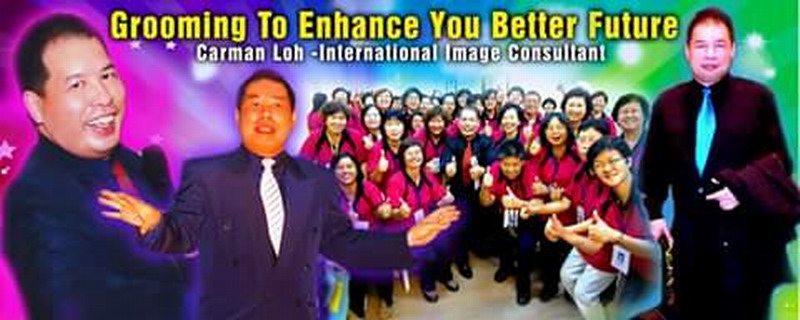 Announcement: Grooming & Self-Image Talk by International Image Consultant Carman Loh