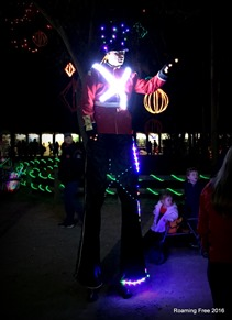 Lighted Tin Soldier