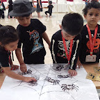 Halloween Carnival Celebrated by Nursery Morning Section at Witty World, Chikoowadi (2018-19)