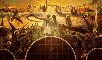 Αποτέλεσμα εικόνας για προφητεια αγιου εφραιμ του συρου