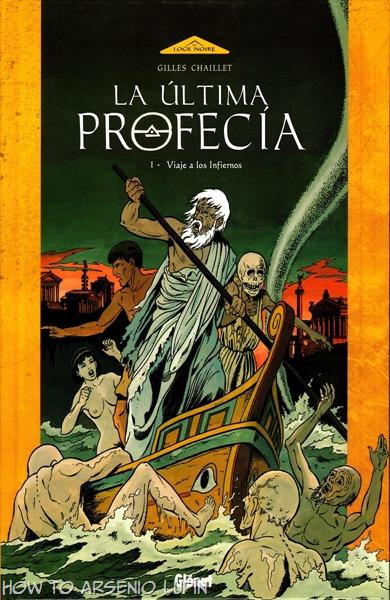 La dernière prophétie - T01 - Page 01cf