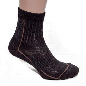 Шкарпетки треккінгові літні (чорні)