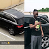 Singer Dammy Krane Gets Himself A New GLC300 Benz (Photos)