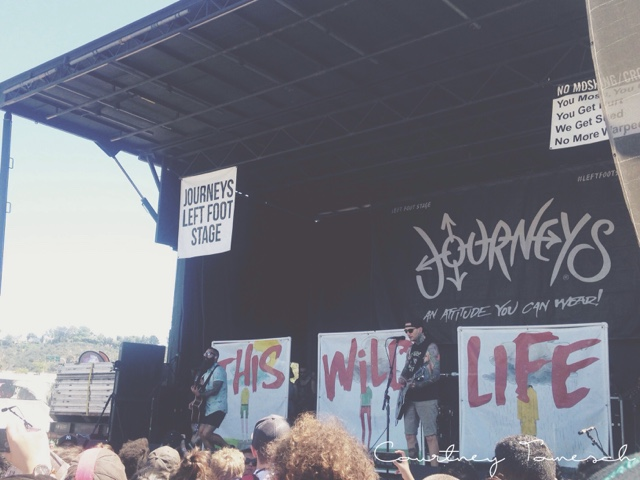 Vans Warped Tour 2015 This Wild Life