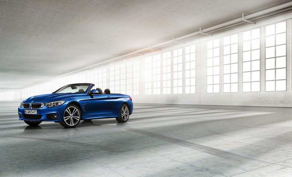 2014 BMW 4 Series Convertible 3576