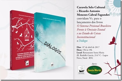 Convite Ricardo Cabral