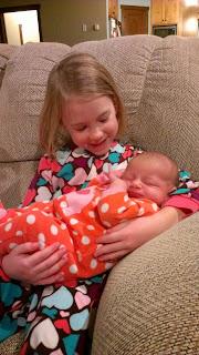 Babysitting Selah