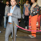 WWW.ENTSIMAGES.COM -    David Bloom at      The Scottsboro Boys - press night at Garrick Theatre, Charing Cross Road, London October 20th 2014Kander and Ebb's provocative musical about the true story of nine young black men falsely accused of raping two white women.                                                   Photo Mobis Photos/OIC 0203 174 1069